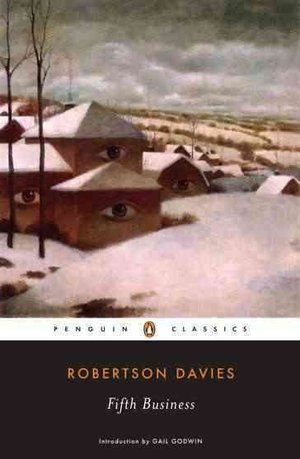d a l l a s r o b b i n s review fifth business by robertson davies fifth business ever wonder why your life turned out the way it did was it  fated by some childhood incident that sparked a journey that you wouldnt  have