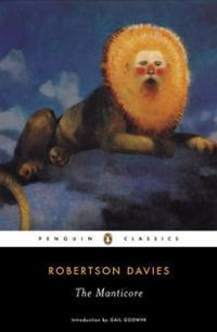 Manticore-robertson-davies-paperback-cover-art